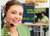 Renta oficina virtual,domicilio fiscal,tu estrategia