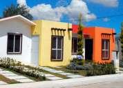 Vendo bonitas casas 3 recamaras aceptamos créditos