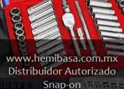 Hemibasa - distribuidor snap-on, herramientas querétaro
