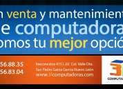 Venta y reparaciÓn de computadoras
