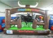 venta y reparacion de toros mecanicos