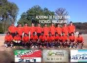 Academia de futbol filial pachuca huajuapan