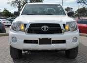 2010 toyota tacoma trd 4x4 sport v6 doble cab