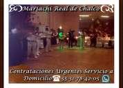 Mariachis en san gregorio cuautzingo 5551784205