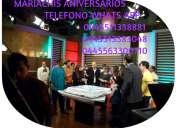 MARIACHIS A DOMICILIO EN GUSTAVO A MADERO | 45980436 | URGENTES