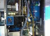 Maquinas para fabricar hielo