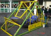 juegos de feria mecanicos para niños  y mas para tu fiesta