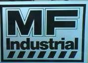 Refacciones retroexcavadora mf50-perkins