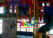 Juegos infantiles y juegos modulares nos adaptamos a su espacio y a su presupuesto, nacionales