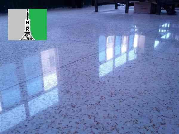 Pisos pulidos de concreto acabado diamantado morelia for Pulido de marmol y granito