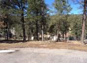 Vendo terreno residencial en ruidoso new mexico usa