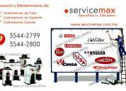 Reparación, instalación y mantenimiento de calentadores domesticos