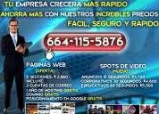 Diseño de paginas web en tijuana