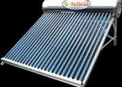 Ahorro de gascon calentado solarsolsticio aprecion