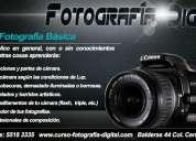 Cursos de fotografía df
