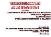 Tranmition allison reparaciÓn ya cambio de transmisiones automaticas