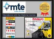 Fanuc industrial robots, cnc systems, robodrill cnc milling machine, robocut.