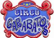 Atracciones de circo y sus artistas en tus eventos