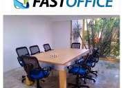 Oficina virtuales desde $580 con los servicios incluidos, en domicilio a elegir