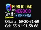 Publicidad movil en df economicos 69203169