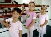 Clases de ballet para niñas en coyoacán sabados