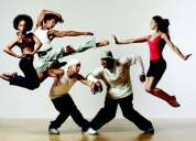 Clases de kpop , hip hop jazz y break dance