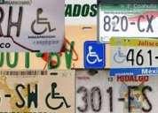 Gestoria para placas de moto camion y carro