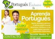 Portugues exclusivo cupo limitado