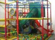 Venta de juegos infantiles para todo tipo de áreas recreativas, salones de fiestas, escuelas, snack