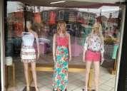 Traspaso boutique 12 años operando de dama