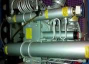 Compresor de aire limpio