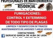 Plagas en el hogar o en su negocio...?? ¡¡¡exterminelas!!