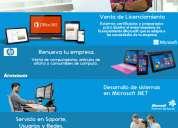Soluciones integrales en tecnologÍas de la informaciÓn