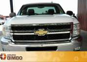 Chevrolet silverado cabina simple 2013
