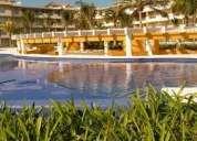Excelente condominio de lujo sobre la playa en cancun