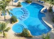 Rento excelente departamento de lujo en mayan lakes