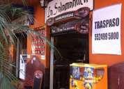 Traspaso excelente  local coyoacan centro