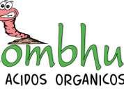 Lombhus Ácidos orgÁnicos