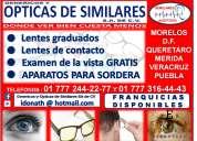 Optometrista y vendedor comisionista