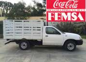 Nissan pick up estaquitas 2013 femsa cocacola s.a de c.v