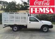 Nissan pick up estaquitas 2013 femsa cocacola s.a de c.v