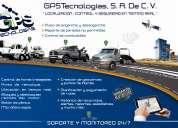 Rastreo satelital vehicular gps (venta, renta, comodato)