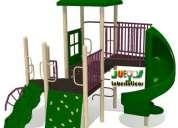 Fabricacion de tdotipo de juegos infantiles