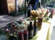 Barrade snacks: espiropapas, salchipulpos, papas a la francesa, jicaletas y elotes