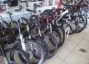 Bicicletas y accesorios de ciclismo