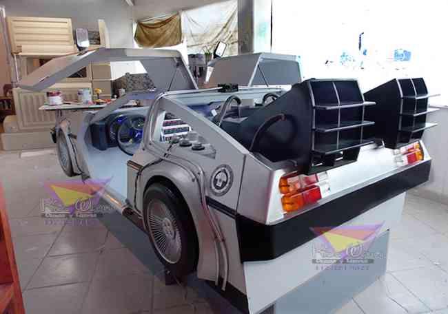 Camas en forma de autos quer taro manantilales del - Cama en forma de auto ...