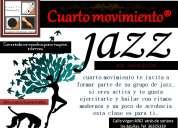clases de jazz sin inscripcion