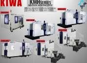 "Centros de maquinado horizontales kiwa. ""cnc"""