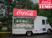 Vanette 2007 food truck