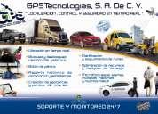 Localización satelital gps, camiones, maquinaria, vehículos, personas etc.(venta, renta, comodato)